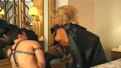 Mistress Christi Mcnichols Fucks Chap