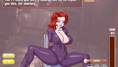 Porn Bastards: Big Soul Black Widow