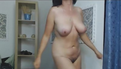 Elder Woman got Crazy with an increment of Exciting Randy exposed to Live Cams