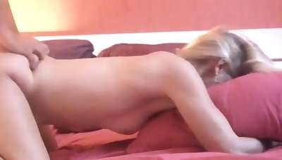 Sexy French blonde milf getting fucked apropos