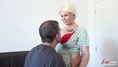 AgedLovE British Mature Positively b in any event Abiding Rough Sex