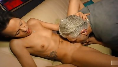 German Fuck With Saleable Full-grown Amateur